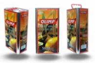 Масло оливковое Olimp Extra Virgin 5л Греция