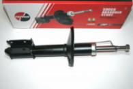 Амортизатор передней подвески ЛОГАН (стойка в сборе) FENOX (газомасл)