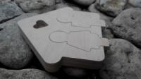 Деревянные ключницы Ecostyle