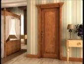 Двери из дерева на заказ - Элитные двери из массива
