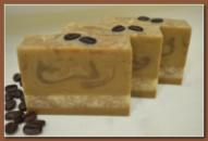 Натуральное мыло «Кофе Latte»
