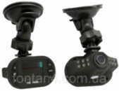 Видеорегистратор автомобильный DVR C600 1080p