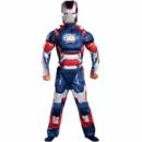 Железный человек - детский костюм на прокат.