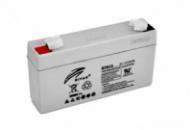 Аккумуляторная батарея AGM RITAR RT613, 6V 1.3Ah
