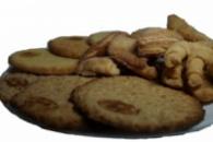 Овсянное печенье