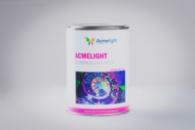 Acmelight Fluorescent paint for Metal - флуоресцентная краска для металла