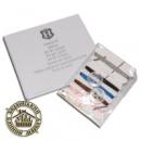 Одноразовый швейный набор, H-Line (картон)