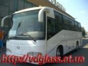 Лобовое стекло для автобусов YouYi ZGT 6831 в Никополе