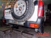 Тягово-сцепное устройство (фаркоп) Nissan Patrol (Y61) (1998-2010)