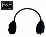 Теплые ушки на обруче (наушники) детские, бренд «F&F (Tesco)» (Англия)