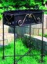 Металлические и металлодеревянные стеллажи