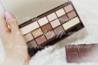 Палитра теней для век «Chocolate»