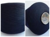 Пряжа CASHFIVE, черный (30% шерсть 5% кашемир 30% вискоза 35% РА, 1500м/100г)