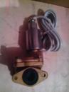 Клапан электромагнитный 220V две катушки Solenoid valve 220V two coils