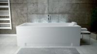 Прямоугольные акриловые ванны Besco PMD Piramida