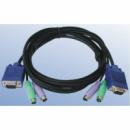 Кабель для KVM свича VGA + PS/2