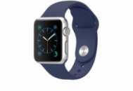 Ремешок Grand для смарт-часов Apple Watch 42 мм Sport Midnight Blue (AL962)