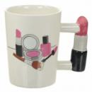 Керамическая чашка Beauty Помада
