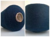 Пряжа VIRGINIA, BLU NOTTE (синяя ночь), (30% кидмохер 40% полиамид 30% полиакрил, 900м/100г)
