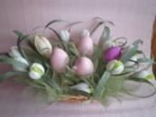 Пасхальная корзинка « Яблоневый цвет»