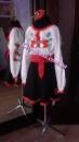 Украинский костюм « Полевые цветы » 1001