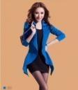 Женский костюм:платье +пиджак