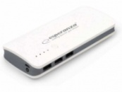 Универсальная батарея Power Bank Esperanza EMP106WE 8000 mAh