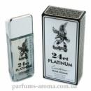 24 CARAT Platinum Pour Homme