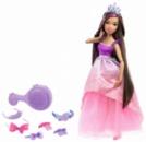 Барби Dreamtopia Бесконечные Королевство волос 17 «Кукла - брюнетка