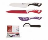Кухонные ножи с цветным керамическим покрытием