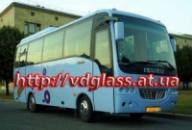 Лобовое стекло для автобусов Isuzu Q31 Turquoise,  Isuzu TURKUAZ в Никополе