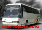 Лобовое стекло для автобусов Neoplan 316 в Никополе