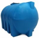 Купить горизонтальные пластиковые бочки для хранения воды на 1000 литров.