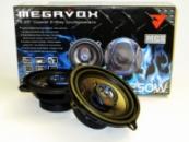 13см Megavox MCS-5543SR 250W 2х полосные