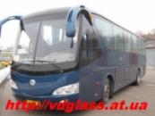 Лобовое стекло для автобусов Yutong 6119 (Автобус 45-местный) в Никополе