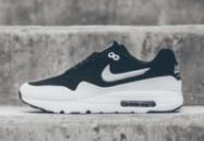 Мужские Кроссовки Nike Air Max 2015 черные с серым