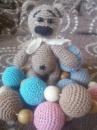 Слингобусы «Мишка Тедди» от автора handmade Ирины Обжеляновой