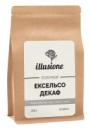 Кофе Illusione Colombia Decaf 200г.