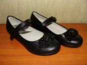 Туфли для девочки школьные «Kellaifeng»