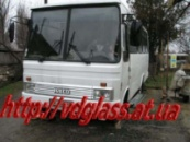 лобовое стекло для автобусов Iveco Otoyol  в Никополе
