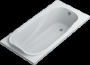 Акриловая ванна SWAN Mira 140х70х50 cм прямоугольная