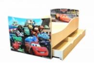 Детские кроватки серия «Киндер» с принтом