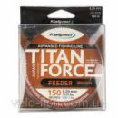 Леска Фидерная «TITAN FORSE» 150м  0.25