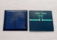 Солнечная панель 0,6 Вт 5,5 Вольт