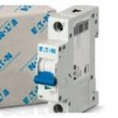 Автоматический выключатель PL6 C6/1 Eaton(Moeller)
