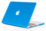 Пластиковый чехол Grand для MacBook Air 13 Голубой (AL567_13air)