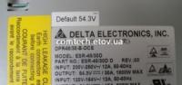 Ремонт блоков питания DELTA ELECTRONICS, Inc ESR-48/30D (52v/ 30A) →