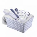 Корзинка с туалетными принадлежностями Beaba  Personal care basket mineral (920303)