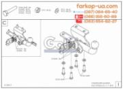 Тягово-сцепное устройство (фаркоп) Volkswagen Amarok (2010-...)