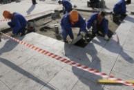 Уложить тротуарную плитку,подготовка основанния